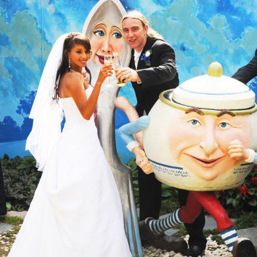 Susi & Shane's wedding
