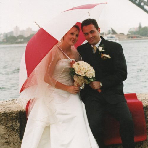 Alison & Jared's wedding