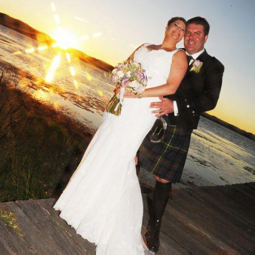 Linda & Michael's wedding