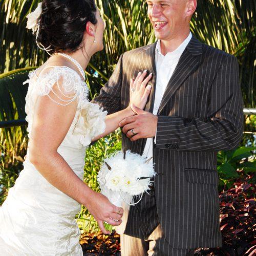 Danielle & Chris' wedding