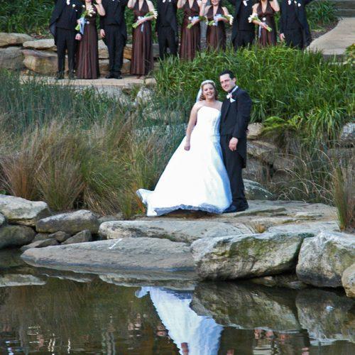 Rebecca & Rob's wedding